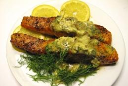 Ryba w cieście francuskim