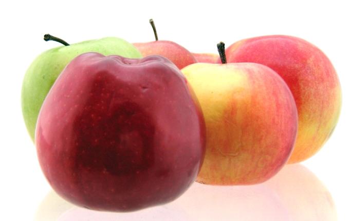 Jabłka kalorie